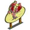 Anti Love Heart Tree Mastery Sign-icon.png
