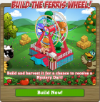Ferris Wheel Pop Up
