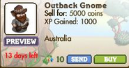 Outback Gnome Market Info (August 2012)