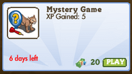 Mystery Game 20120116 Market Info (January 2012)