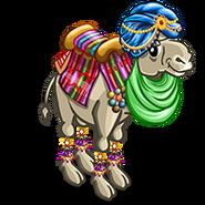Arabian Cozy Camel-icon