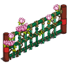 Asian Bamboo Fence-icon