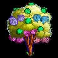 Giant Baseball Gloves Tree-icon