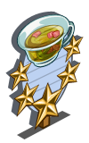 Carnation Tea 5 Star Mastery Sign-icon.png