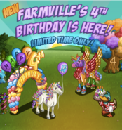 FV B-Day 2013 Event Loading Screen