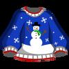 Snowman Sweater-icon