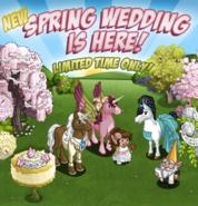 Spring Wedding Event (2013) Loading Screen