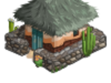 Mayan Thatched