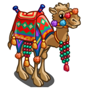 Traditional Camel (Oasis Gardens)-icon