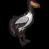 Black Neck Crane-icon.png