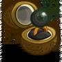 Hawaiian Paradise Black Pearl Unwither Ring-icon