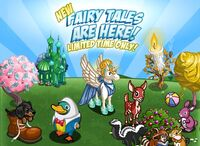 Fairy Tale Event (2013) Loading Screen