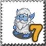 Yeti Gnome Stamp-icon