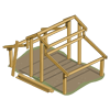 Horse Stable Incomplete-icon