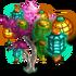 Giant Glowing Lantern Tree-icon