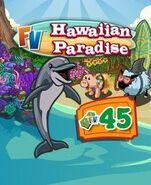 Hawaii Paradise Early Access Ticket