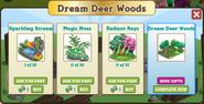 Dreem Deer Woods Inside
