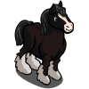 Black Shire Horse-icon.png