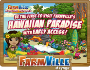 Hawaii Paradise Early Access Loading Screen