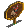 Big Candy Cane Dog Mastery Sign-icon.png