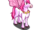 Fairy Pink Horse