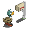 Empty Mailbox Duck-icon.png