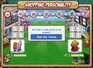 Shopping Personality Question 1