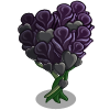 Black Rose Hearts Tree-icon.png