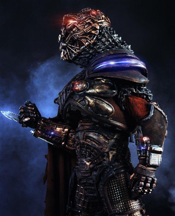 Coreeshi body armor