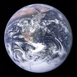 Earth (a.k.a. Sol III, or Terra)