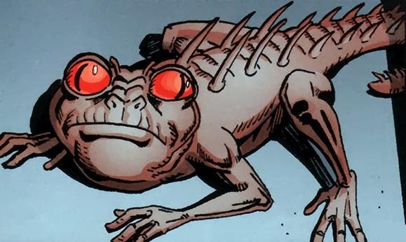 John (lizard)