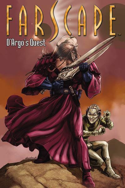Farscape: D'Argo's Quest (omnibus)