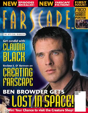 Farscape: The Official Magazine