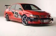 2006 Mitsubishi Lancer Evo IX - Tokyo Drift Promotional