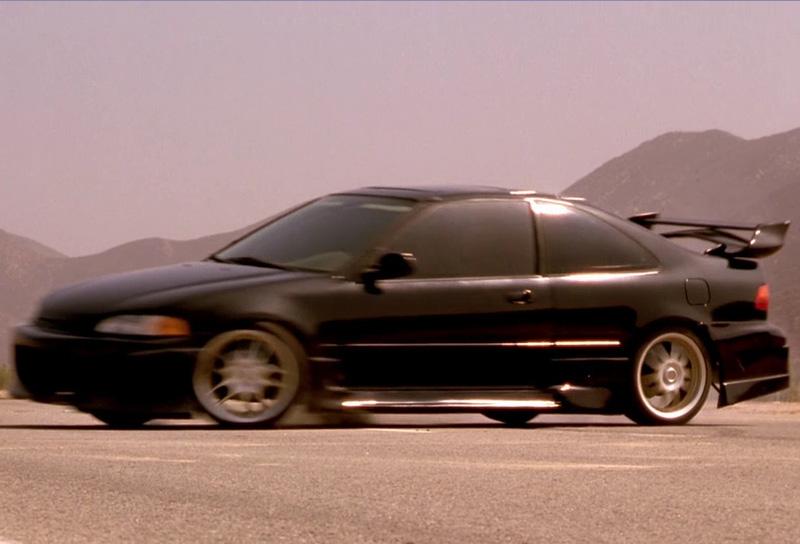 1993 Honda Civic EJ1