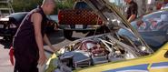 Lancer EVO VII - Under the hood