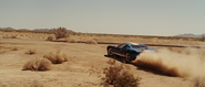Ford GT40 - Driving Away