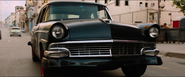 1956 Ford Fairlane Crown Victoria (Front View - Havana, Cuba)