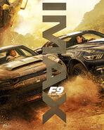 F9 IMAX Poster