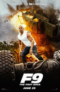 F9 Dolby Poster