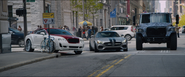 2010 Bentley Continental, 2015 Mercedes AMG & Hobbs Truck (New York)