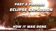 TF&TF Eclipse Explosion How It Was Done