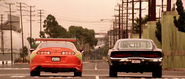 Brian's Supra & Dom's Charger