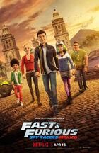 Season 4 (Fast & Furious: Spy Racers)
