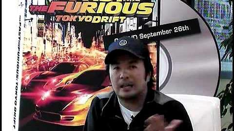The Fast and the Furious Tokyo Drift - Exclusive Director Justin Lin - Part 5