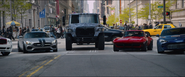 Roman, Tej, Luke, Letty & Little Nobody - The Dom Blockade (NYC - F8)