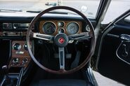 1971 Nissan Skyline GT-R Hakosuka - Prince Motor Company (Stock Interior)
