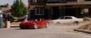 Viper SRT-10 vs. Monte Carlo - Side View