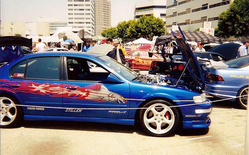 1999 Nissan Maxima (A32)