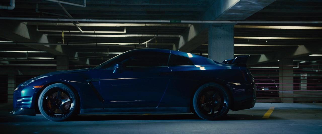 2012 Nissan GT-R R35